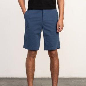 NWT RVCA Daggers Chino Shorts - 29